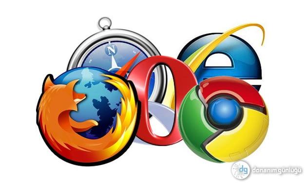 Firefox'u Geride Bıraktı!