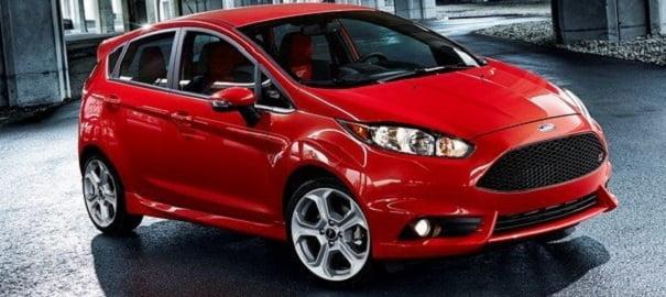 Ford Fiesta Göz Kamaştırıyor!