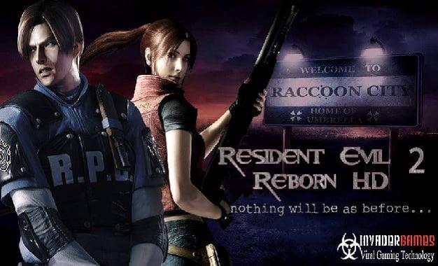 Resident Evil 2 Reborn'dan Yeni Video Var