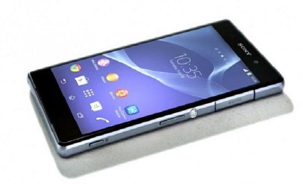 Sony Xperia Z2'nin Durumu Vasat