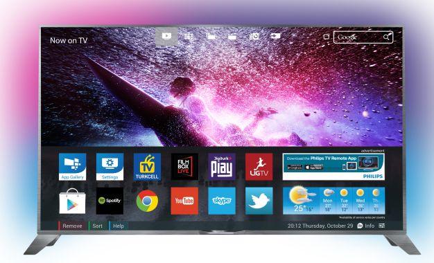 Android İle Süper Hızlı ve Akıcı TV Deneyimi
