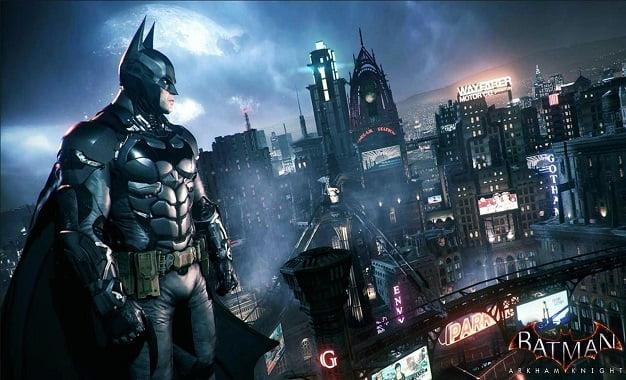 Batman: Arkham Knight'dan İlk Oynanış Videosu!
