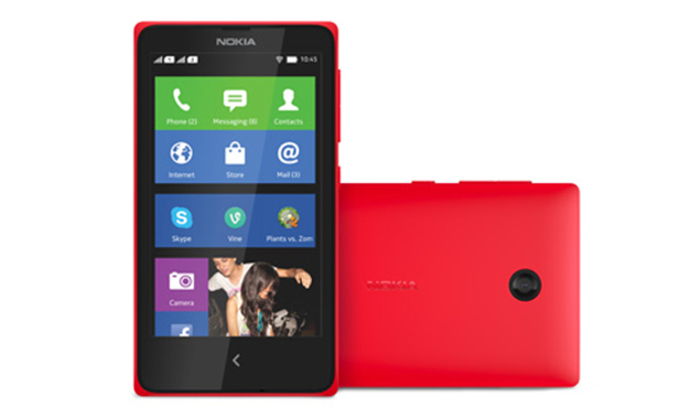 Nokia X'e Özel Uygulama Garanti Cep Şubesi