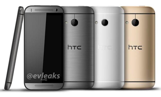 HTC One Mini 2 Sızıntıya Uğradı