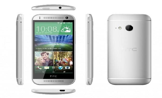 İngiltere'de HTC One Mini 2 Piyasaya Sunuldu!
