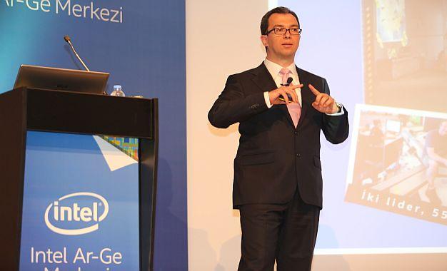 Intel Türkiye'nin Geleceğine Yatırım Yapıyor