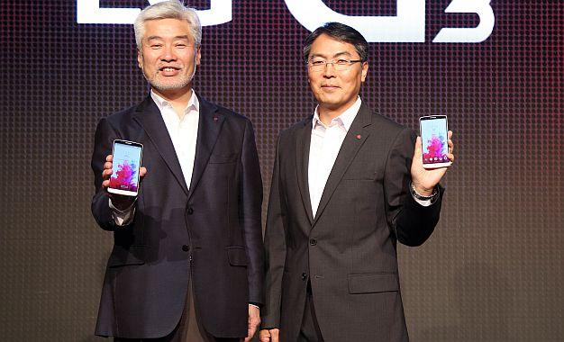 LG G3 Dünya İle Aynı Anda İstanbul'da Tanıtıldı