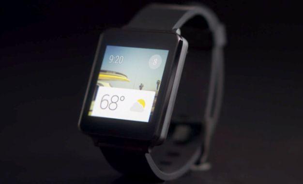 LG G Watch Kendi Başına Arama Yapabilecek