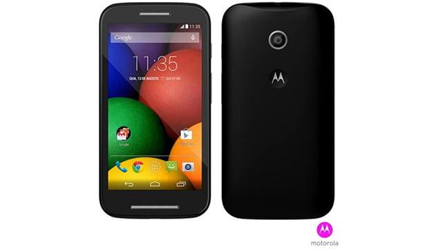 Motorola Moto E Sızdırıldı