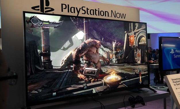 PS Now Yüzlerce Oyun Barındıracak!