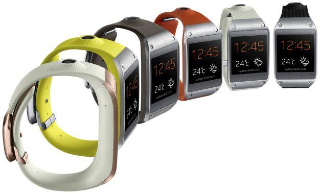 Samsung Galaxy Gear Yakında Tizen'e Geçecek