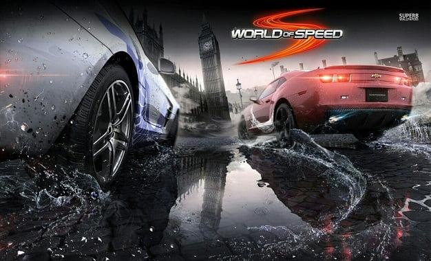 World Of Speed'den Camaro SS Görselleri