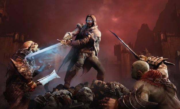 Middle Earth: Shadow of Mordor'dan Hikaye Fragmanı