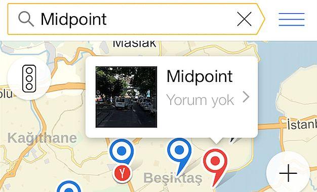 Yandex.Haritalar, iOS 7 İçin Yenilendi