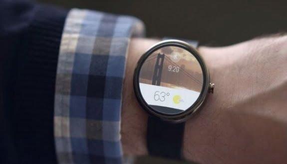 Android Wear Yavaş Bir Başlangıç Yaptı