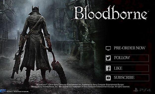 Bloodborne Hakkında İlk Detaylar Açıklandı
