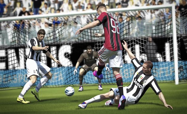FIFA 15 PC'yi Yeni Nesil Seviyesine Taşıyacak