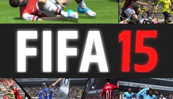 Fifa 15 Kapak Görselleri!