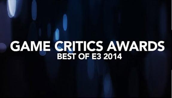 Game Critics Adayları Açıklandı!