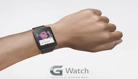 Google I/O 2014: Lg G Watch, Moto 360 ve Samsung Gear