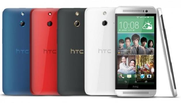 HTC One E8 Ortaya Çıktı!