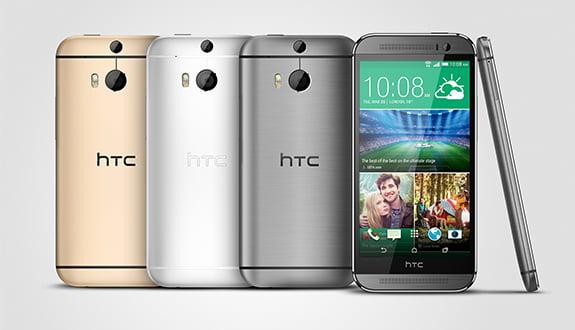 HTC One M8'in Ergonomi ve Tasarım Detayları