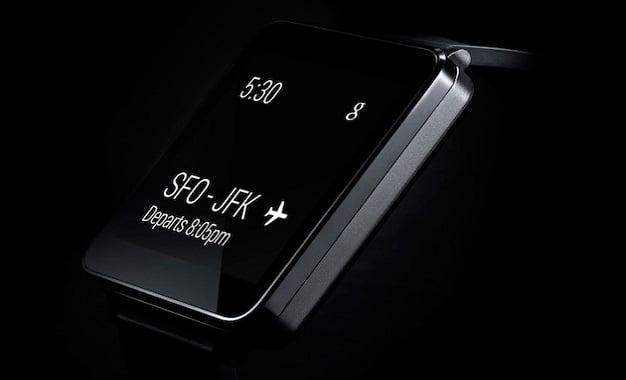 LG G Watch Özellikleri Sızdırıldı!