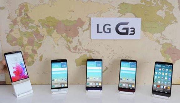 LG G3 Ne Zaman Satışa Sunulacak?