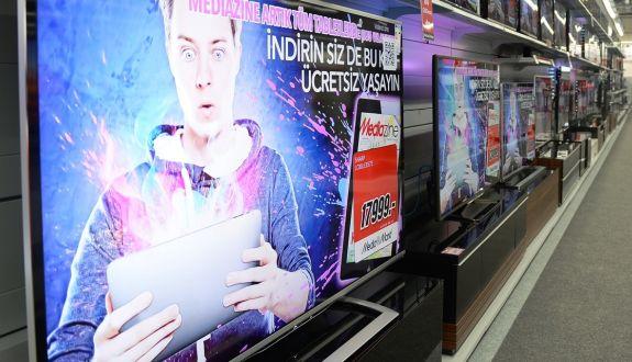 Media Markt'tan Ekran Boyu Kadar İndirim