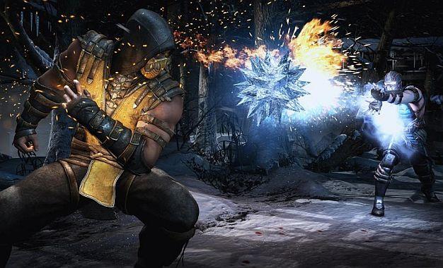 Mortal Kombat X'den Yeni Görüntüler Yayınlandı