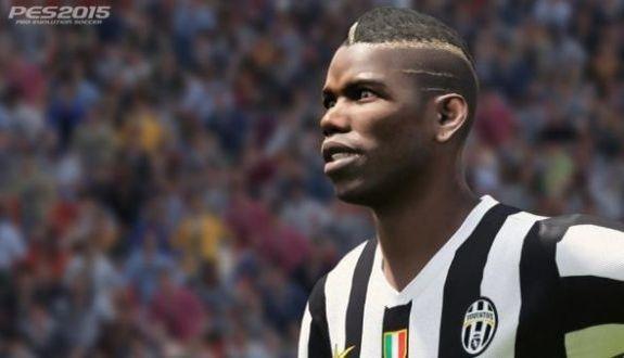 Pro Evolution Soccer 2015'ten Yeni Görüntüler