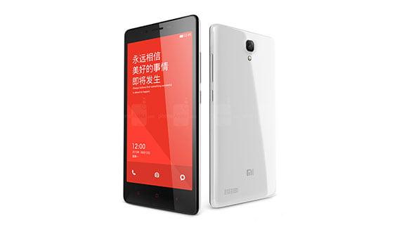 Xiaomi Redmi Note 2 Gün Yüzüne Çıktı