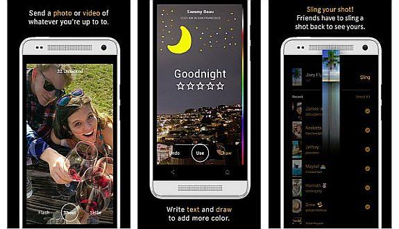 Slingshot Tüm Android Kullanıcılarına Sunuldu