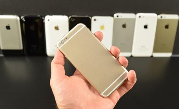iPhone 6 Eski Modellere Karşı