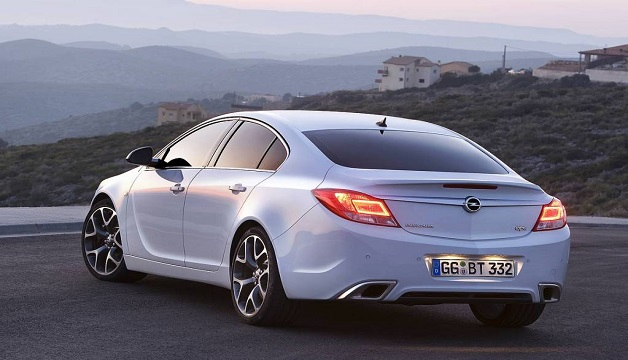 Yeni Opel Insignia Grand Sports Geliyor!