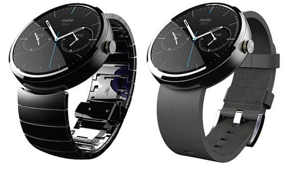 Android Wear İşletim Sistemli Saatlerin Ara Yüzü Kişiselleştirilebilecek