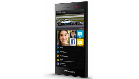 BlackBerry Z3 Satışa Sunuldu