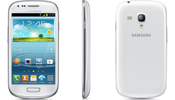 TTNET'ten 24 Ay Taksitli Samsung Galaxy S4 Mini