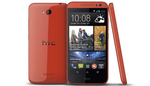 HTC Desire 516 ve Desire 616'yı Görücüye Çıkarttı