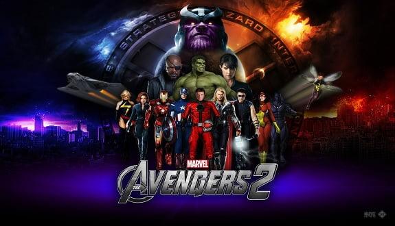 Avengers 2'nin Yeni Posterleri Çıktı