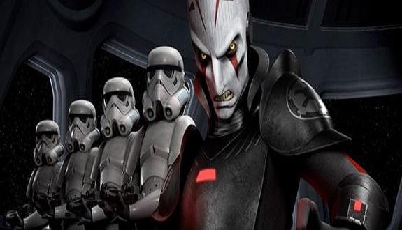 Star Wars Rebels Comic Con Fragmanı Geldi