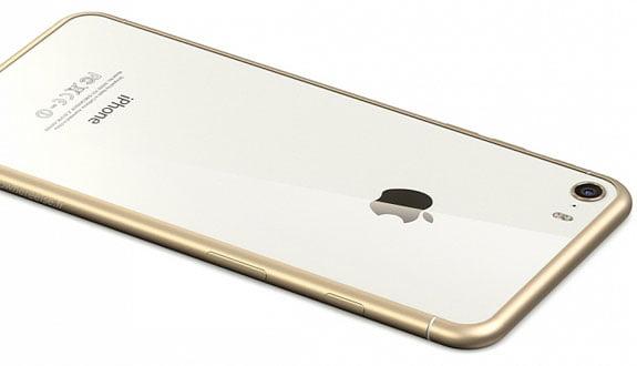 iPhone 6'da Apple Logosu Bildirim Işığı Olacak