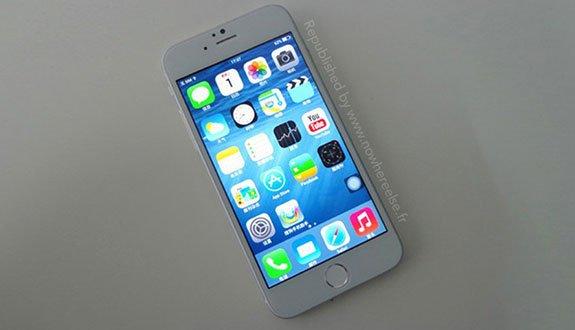 iPhone 6'dan Yeni Görüntüler