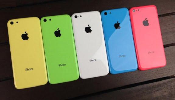 Apple iPhone 5C'den Şaşırtan Başarı!