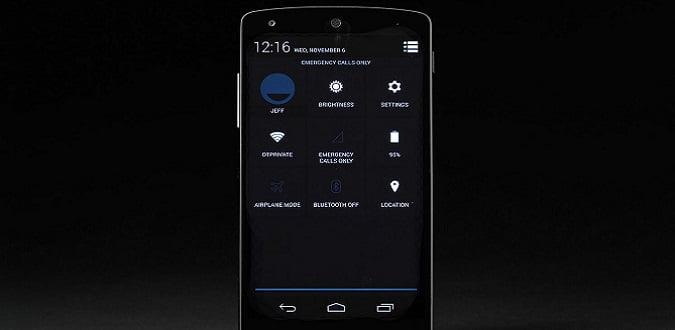 Nexus 5'e Yeni Android Güncellemesi!