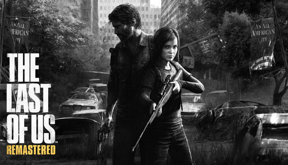 The Last Of Us: Remastered PS4'DE 50GB