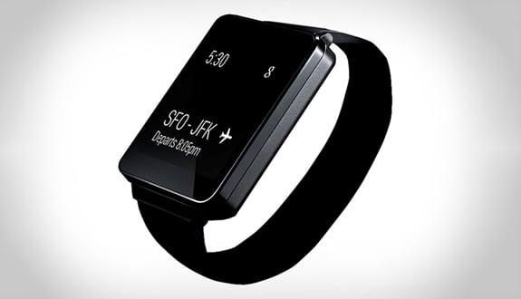 LG G Watch İçin Güncelleme Yayımlandı