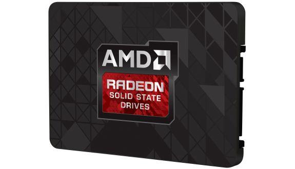 AMD SSD Ailesini Genişletti: Radeon R7 SSD