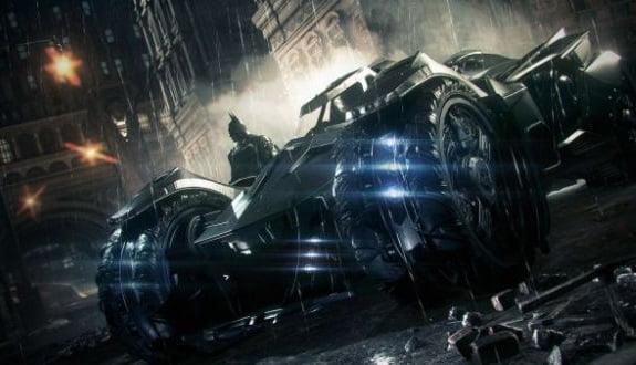 Batman: Arkham Knight'tan Yeni Görüntüler Yayınlandı