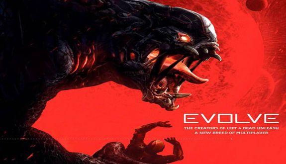 Evolve Gamescom 2014'ün En İyisi Seçildi